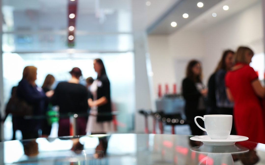 How To Make A Lasting Impression At A Networking Event