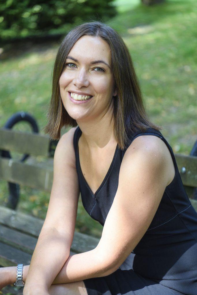 Miranda Gregory, Co-Founder of GPS Return