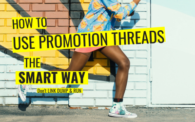 How To Use Promotion Threads In Facebook Groups To Grow Your Business