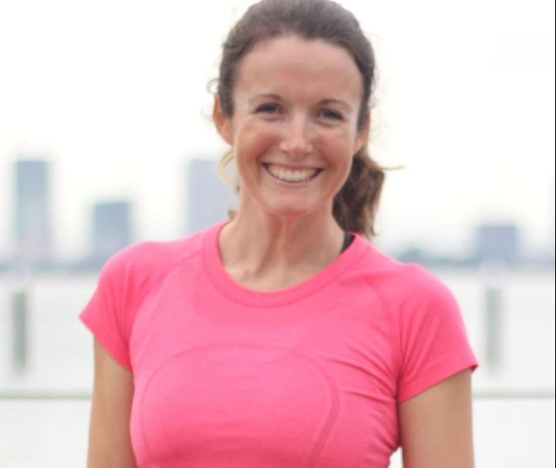 Elly McGuinness – Freelance Blogger and Holistic Health & Fitness Coach