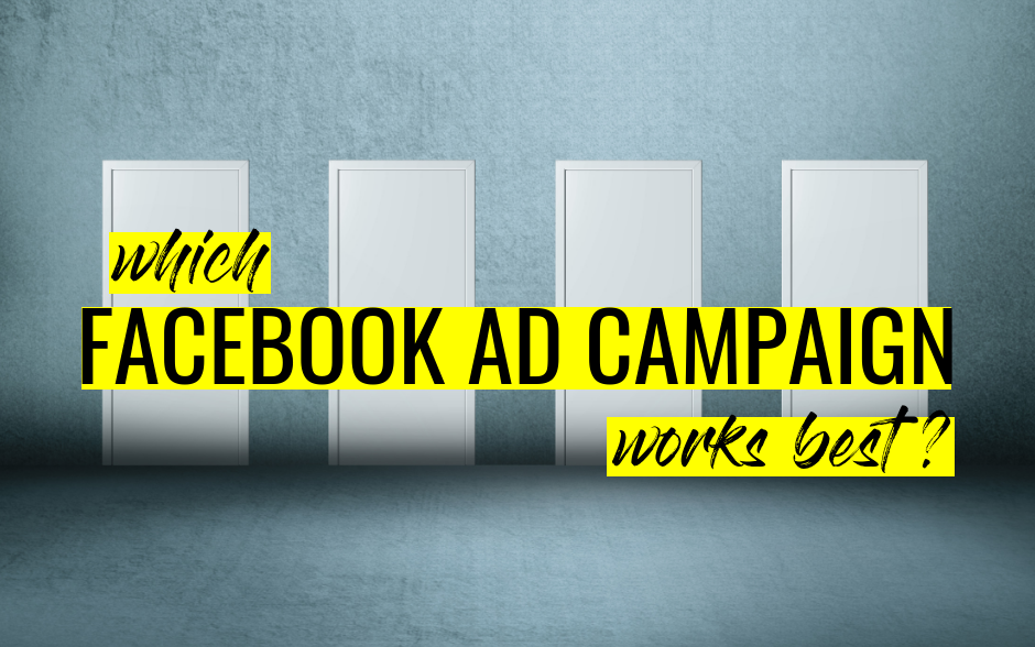 which facebook ad campaign objective should I use?