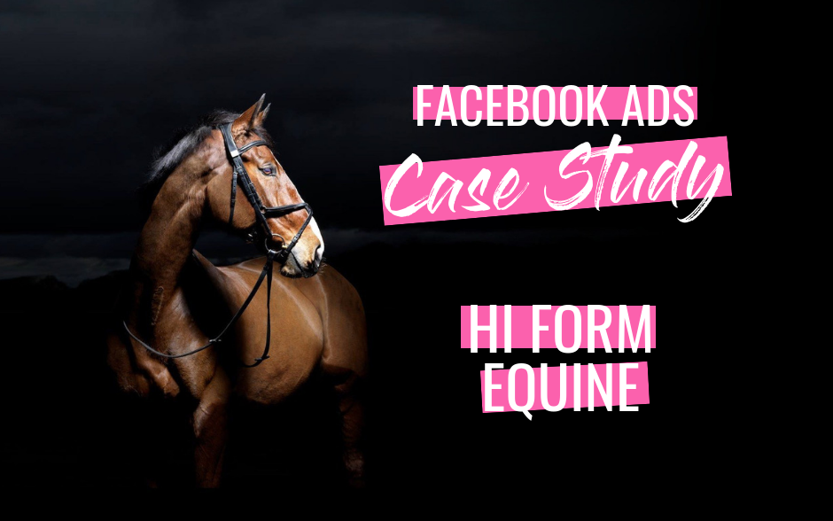 Case Study – Facebook Ads for Ecommerce